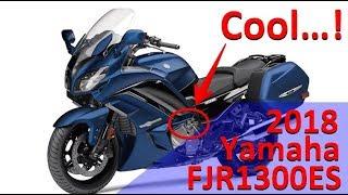6. [HOT NEWS] 2018 Yamaha FJR1300ES Review