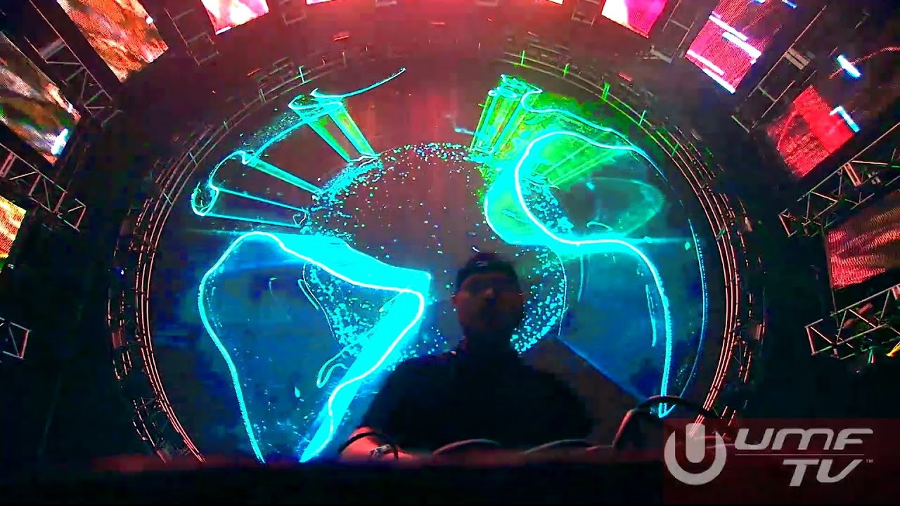 Eric Prydz - Live @ Ultra Music Festival 2014