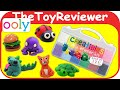 Creatibles DIY Eraser Kit by Ooly Clay Bake Create Make Craft Unboxing Toy Review by TheToyReviewer