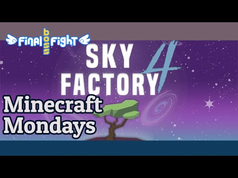 Video thumbnail for Marvellous Minecart Rides – Skyfactory 4  – Episode 10