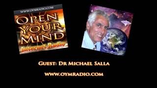 Interview on Open your Mind radio