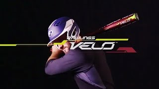 Never in the history of baseball have more pitchers touched 90+ mph. Hitters have less time to react at the dish, and there's no time for error. If the game is this fast, then shouldn't your bat be? The Rawlings Velo features extreme balance, explosive swing speed and enhanced pop. Please contact our customer service department if you have any questions regarding this product: http://www.homerunmonkey.com/info or Join the conversationTwitter - @homerunmonkeyFacebook - /homerunmonkeyInstagram - @homerunmonkey