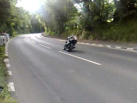 Isle Of Man TT 2009 From Gor...