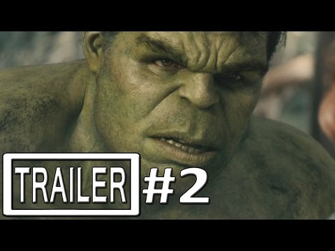 Avengers 2 Trailer 2 Official - Avengers Age of Ultron