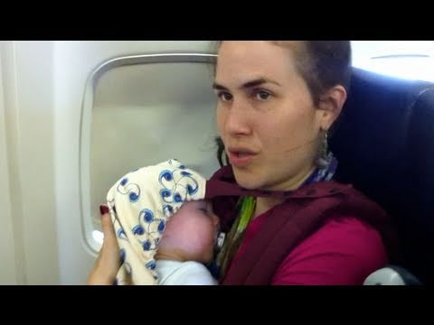 10 Tips for Air Travel With Baby