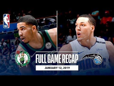 Video: Full Game Recap: Celtics vs Magic | BOS & ORL Go Down To The Wire!
