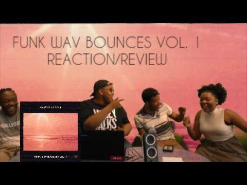 CALVIN HARRIS FUNK WAV BOUNCES VOL 1 REACTION/REVIEW