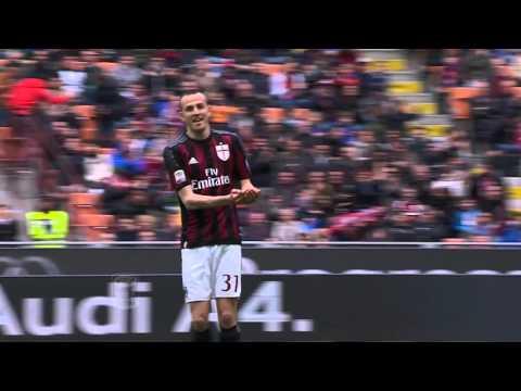 Il gol di Antonelli - Milan-Frosinone 3-3 - Giornata 36 - Serie A TIM 2015/16 видео