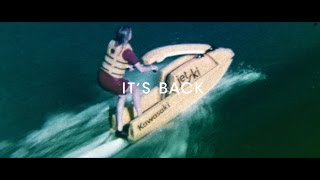 4. Teaser: 2017 Kawasaki Jet Ski SX-R