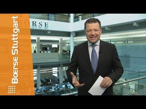 Durchbruch oder Rückfall: Börsenausblick auf Dienstag, 25.10.2016 (видео)