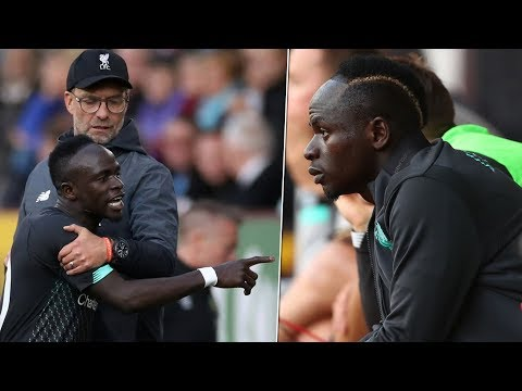 Why Sadio Mane got angry during Liverpool - Burnley