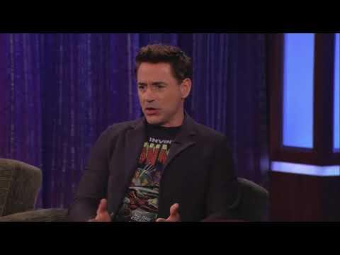 JKL Robert Downey Jr I - TV Show JKL Robert Downey Jr I (Anglais)