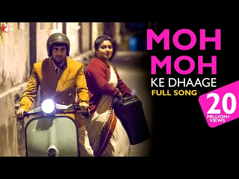 Moh Moh Ke Dhaage - Full Song | Dum Laga Ke Haisha | Ayushmann Khurrana | Bhumi | Papon | Monali
