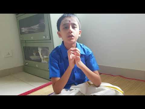 Video Aadhithya Vijay Kanakadhara stotram download in MP3, 3GP, MP4, WEBM, AVI, FLV January 2017