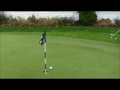AMAZING hole outs chip-ins and putts by junior golfers