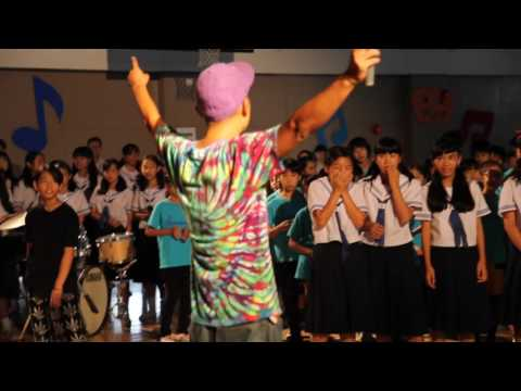 SIVA,Dr.Peacemaker,谷中中学校