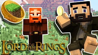 Lord Of The Rings Minecraft Adventure! :: The Creepiest Place Yet! :: EP18