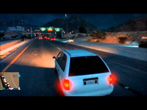 GrandTheftAuto V – FirstClassFitment 1st Meet