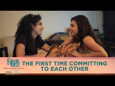 Dice Media | Firsts Season 3 | Web Series | Part 5 | The First Time Committing To Each Other
