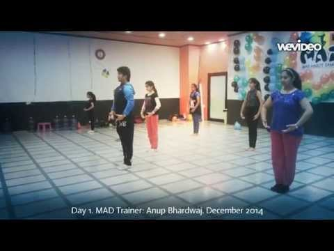 [Mad About Dance] MAD's Jazz & Contemporary Batch