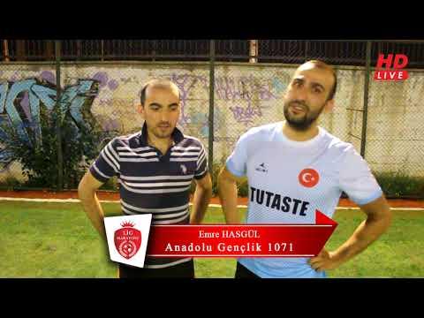 PAPAZ FC - Anadolu Gençlik 1071  PAPAZ FC - Anadolu Gençlik 1071 Basın Toplantısı