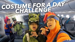Video LOS ANGELES TO MANILA ON OUR COSTUMES  | Ranz and Niana MP3, 3GP, MP4, WEBM, AVI, FLV Desember 2018