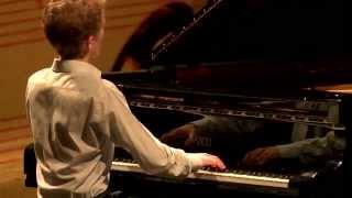 Jurn Tjoa (piano) - Nationale Finale Prinses Christina Concours 2014