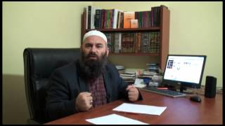 41. Jemi Musliman sepse vet kemi zgjedh të jemi të tillë - Hoxhë Bekir Halimi (Sqarime)