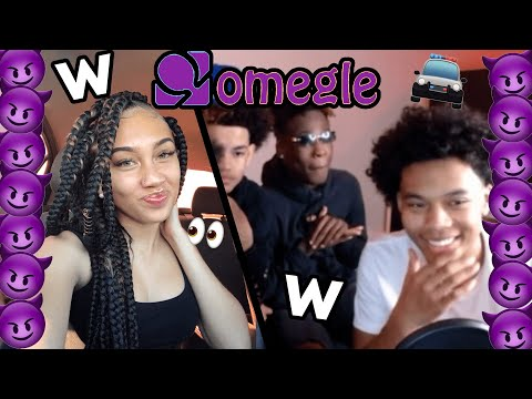 CATCHING W's & CASES ON OMEGLE....😈
