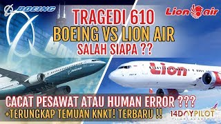 Video Breaking!! TRAGEDI 610 CACAT PESAWAT ATAU SALAH LION?? Terungkap Oleh KNKT!! MP3, 3GP, MP4, WEBM, AVI, FLV November 2018