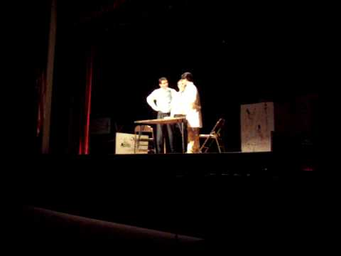 Jason & T.J. Video Clips from Flowers for Algernon Play at Lakeland