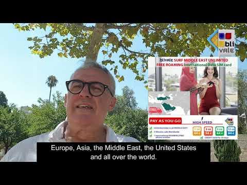blivale sim free roaming unlimited