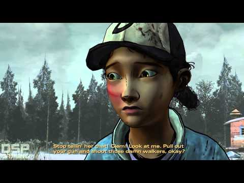 The Walking Dead S2 Ep. 5: No Going Back pt5 - On Thin Ice