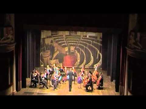 Shostakovich: Chamber Symphony, 1st part
