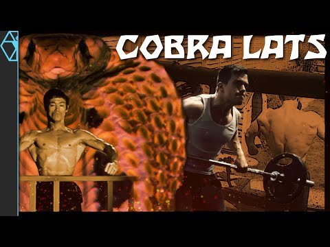 Bruce Lee Cobra Lats: Build Powerful Lats for Climbing, Punching, and Lifting