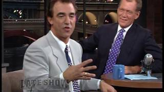 Jay Thomas on The Late Show with David Letterman #7 - August 6, 1997