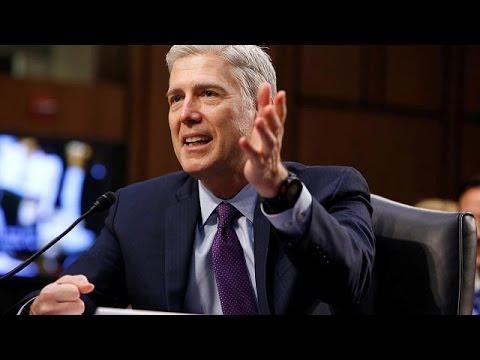 Γκόρσατς: «Απογοητευτικές» οι επιθέσεις Τραμπ σε δικαστές