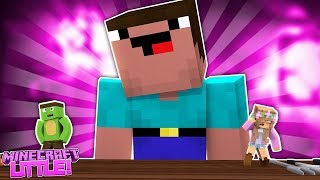 LITTLE KELLY TURNS INTO A TOY! Little Minecraft   w/TinyTurtle