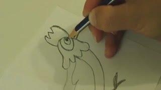 Это видео уроки рисования для детей, с помощью которых можно нарисовать рисунок даже без навыков рисования