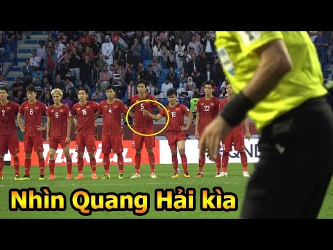 DKP loạt Penalty Đặng Văn Lâm ĐT Việt Nam VS Jordan với cảm xúc độc của Quang Hải , Bùi Tiến Dũng - Thời lượng: 6 phút, 30 giây.