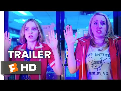 Yoga Hosers Official Trailer 1 (2016) - Johnny Depp, Lily-Rose Melody Depp Movie HD