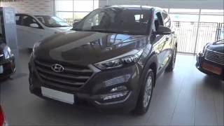 Hyundai Tucson Comfort 2016. Обзор автомобиля