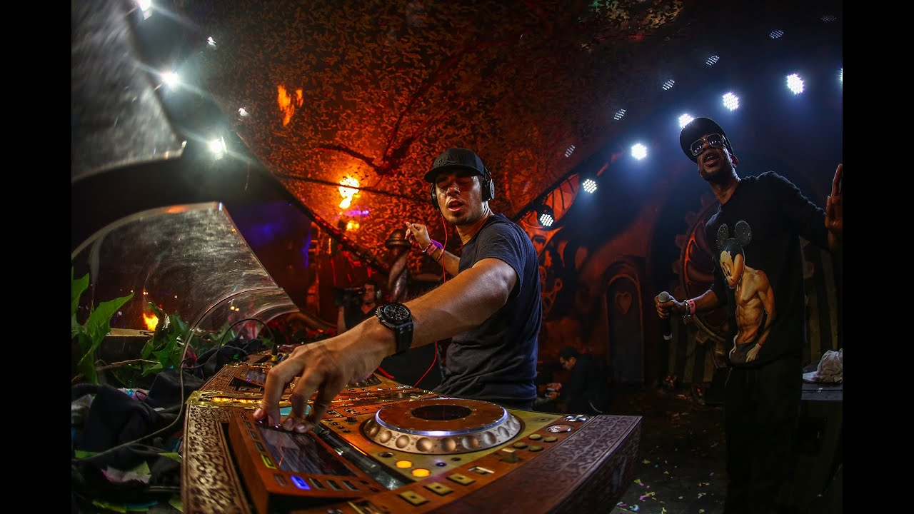 Afrojack - Live @ TomorrowWorld 2015