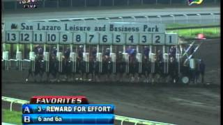 RACE 8 TRUE TO FORM CD1 10/29/2013