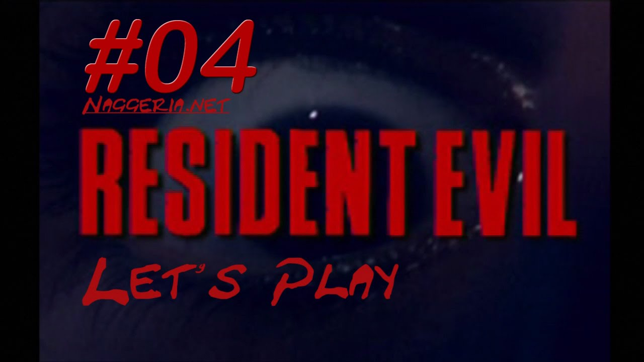 [Let's Play] Resident Evil – 04 – Bossfight mit der Schlange (PS1 / Chris)