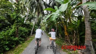 Ben Tre Vietnam  city photos gallery : Cycling around Cocohut homestay Ben Tre , Mekong Delta Vietnam