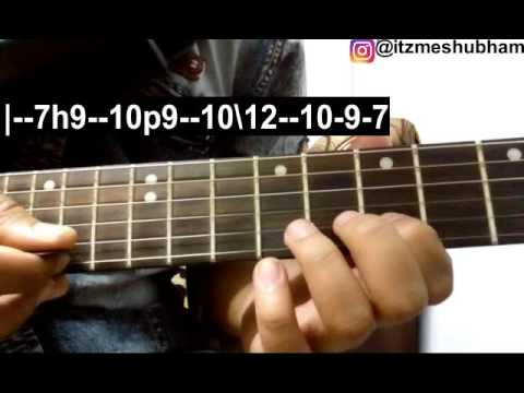 Video Mere Nishaan (Single String) Guitar Tabs Tutorial | Darshan Raval | Shubham Joshi download in MP3, 3GP, MP4, WEBM, AVI, FLV January 2017