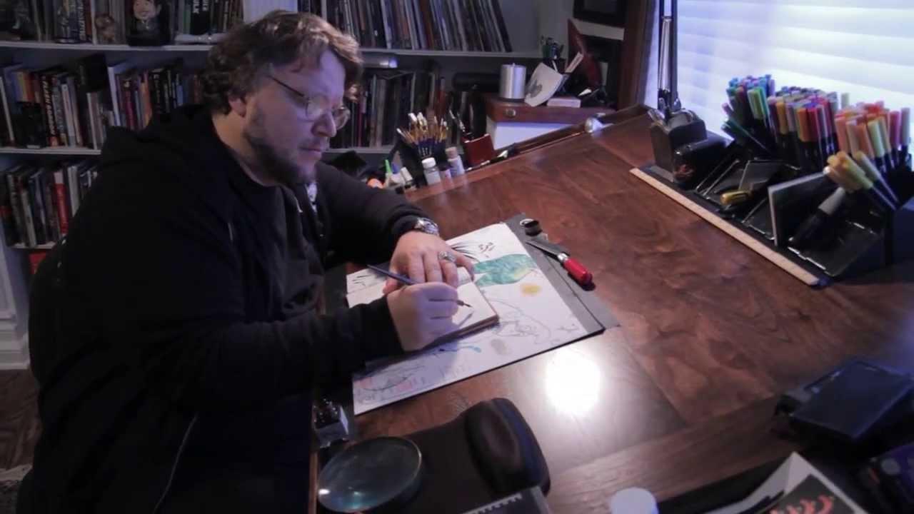 maxresdefault Guillermo del Toro veröffentlicht sein Notizbuch als Cabinet of Curiosities