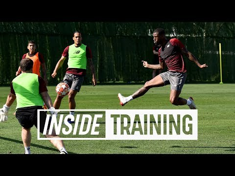 Highlights Of 6-a-side Tournament In Marbella | All Of The Goals From Training