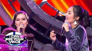 Melodi Galau feat Siti Badriah, Pasangan Duet Terbaik?  - I Can See Your Voice Spesial (15/5) Video